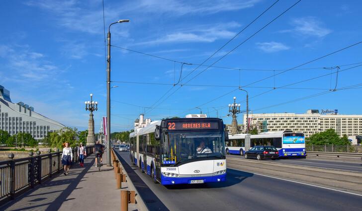 Автобус № 22