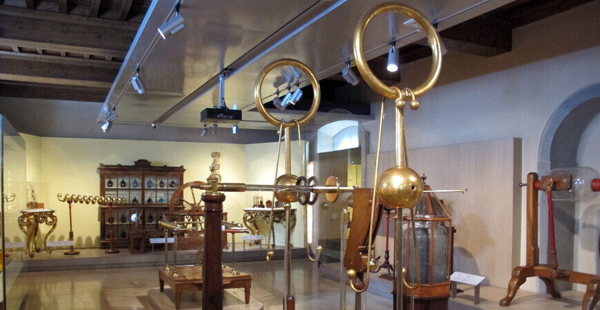 Музей Галилео во Флоренции (Museo Galileo)