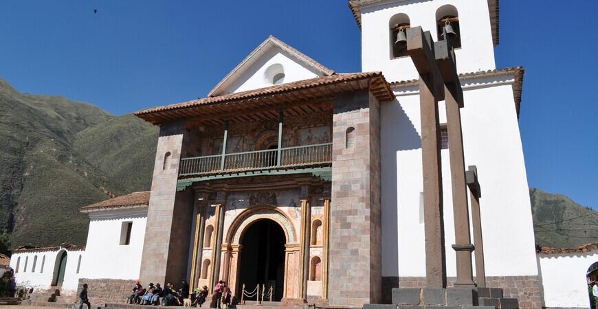 Церковь Андаулильяс