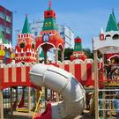 Московский дворик в Могилеве