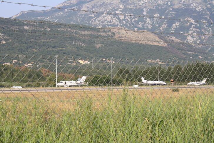 Аэропорт Тивата
