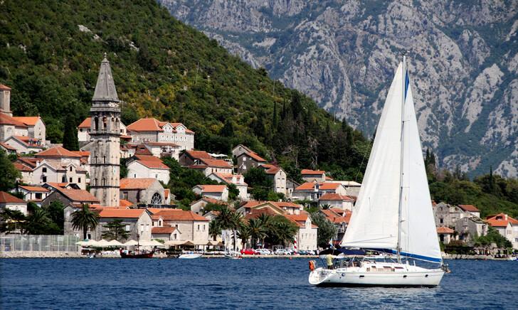 Сколько лететь до Черногории