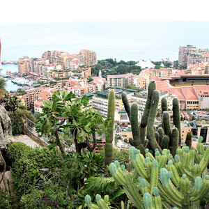Райский уголок в Монако
