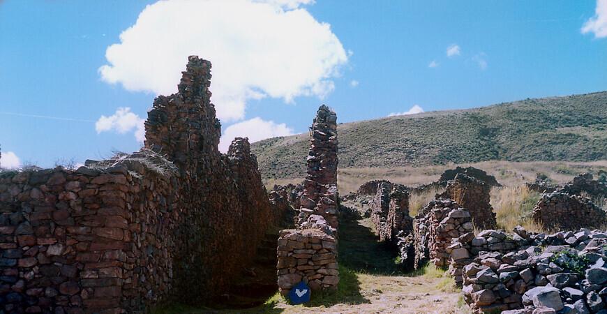 Археологический комплекс Пикильякта