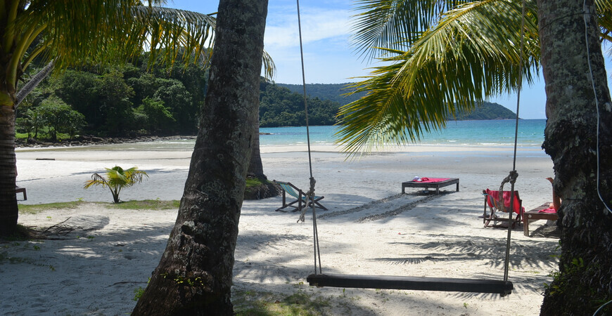 Пляж Клонг Хин