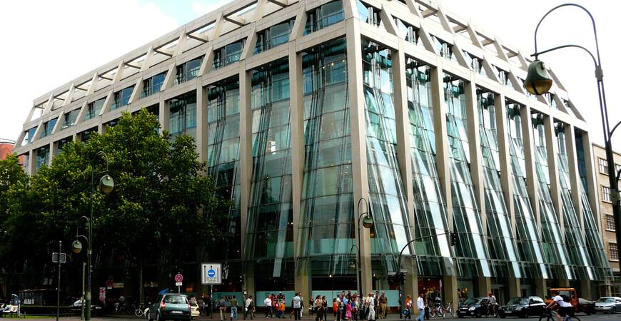 Торговый центр «Peek & Cloppenburg» в Берлине