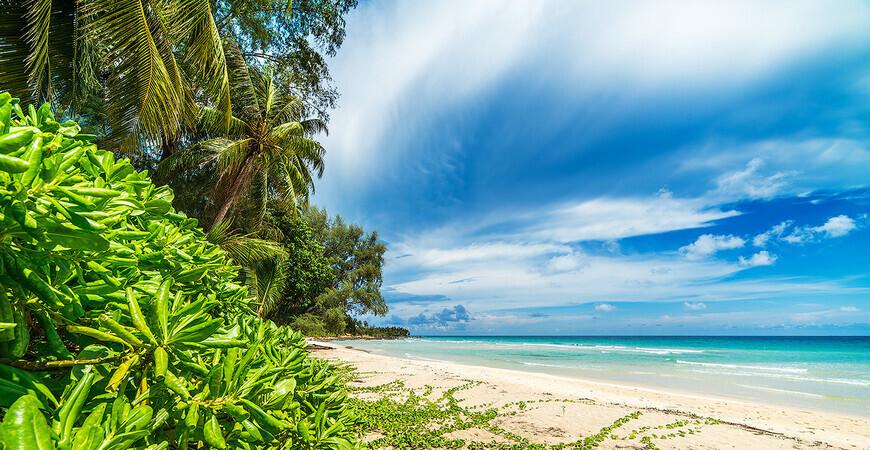 Пляж Банг Бао (Сиам Бич)