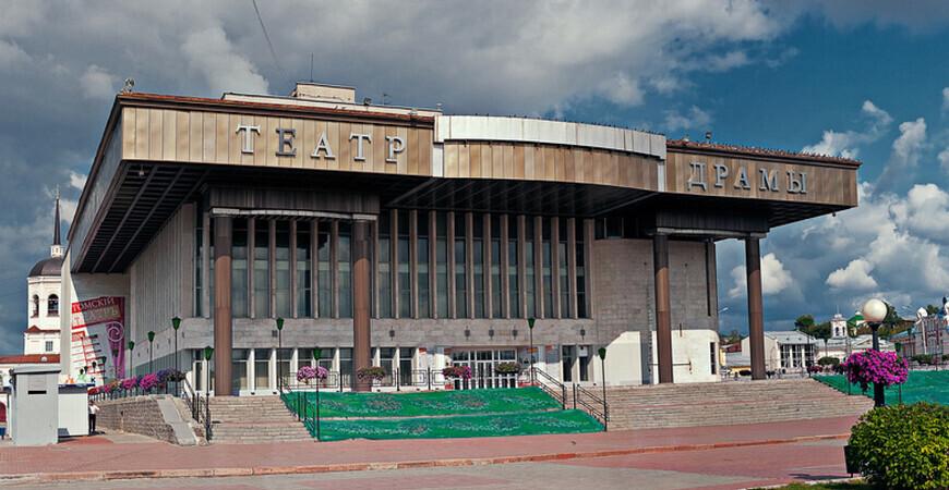 Театр драмы в Томске