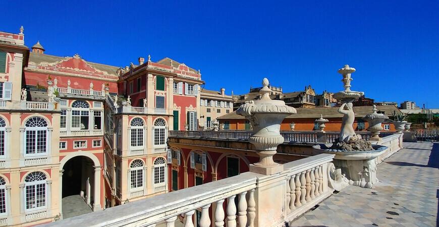 Королевский дворец в Генуе (Palazzo Reale)