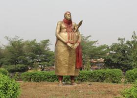 Нигерия. Ч - 14. Бывшая столица ушедшей империи. Окончание путешествия
