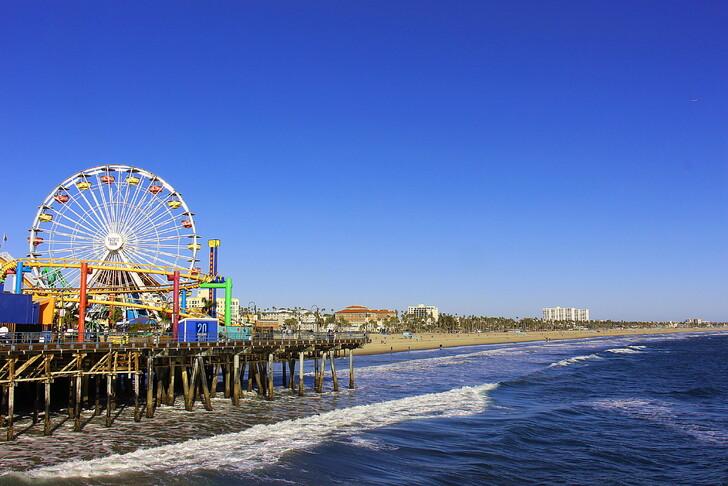 Сколько лететь до Лос-Анджелеса