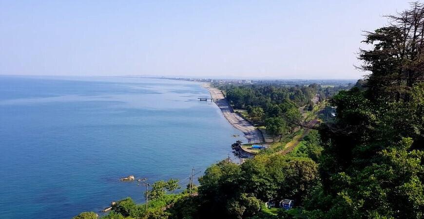 Пляж Бобоквати