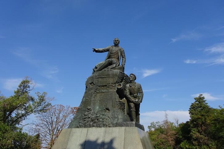 Монумент В.А. Корнилову на Малаховом кургане