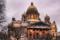 Исаакиевский собор — огромная малахитовая шкатулка