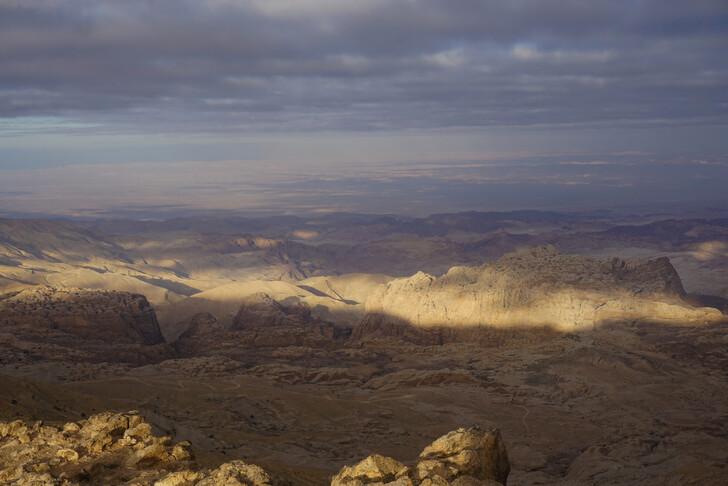Сколько лететь до Иордании