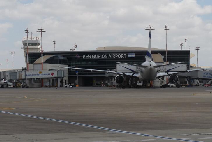 Аэропорт Бен Гурион