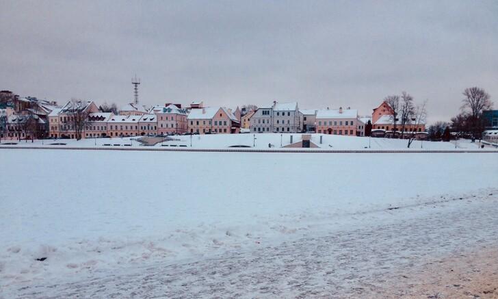Что посмотреть в Минске зимой