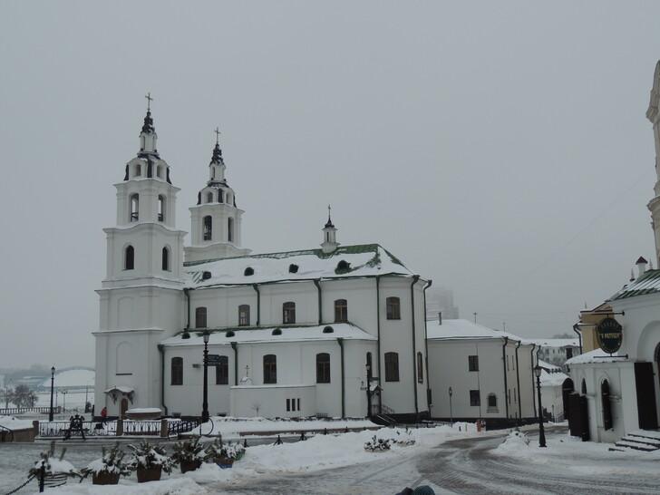 кафедральный собор Святого Духа в Верхнем городе