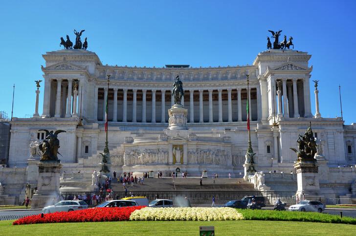 Сколько лететь до Рима