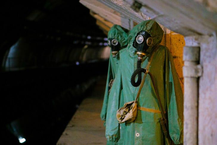 Подземный музей в Балаклаве