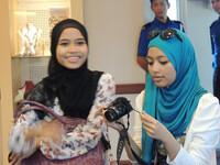 Зашоренные? женщины Брунея
