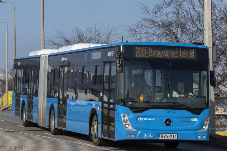 Автобус № 200E