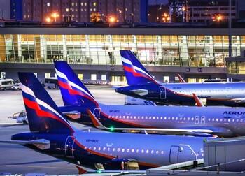«Аэрофлот» не продаёт билеты за границу до августа