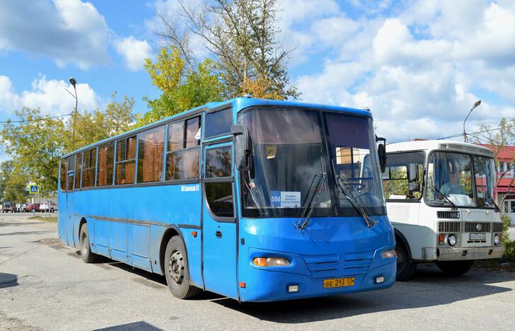 Автобус Владимир — Судогда