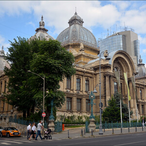 Прогулка по Бухаресту