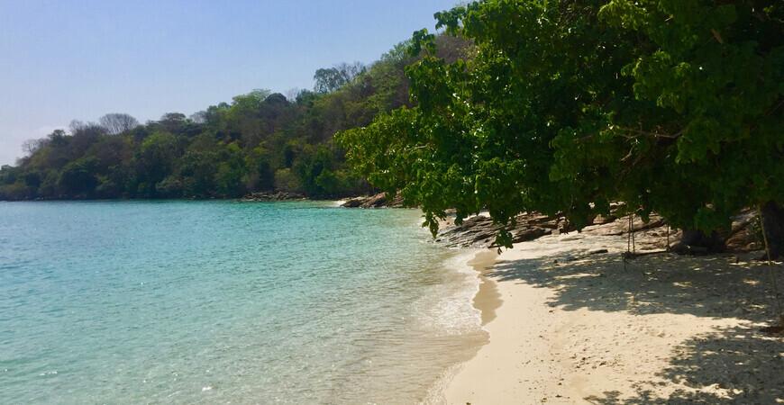 Секретный пляж Клонг Лахан