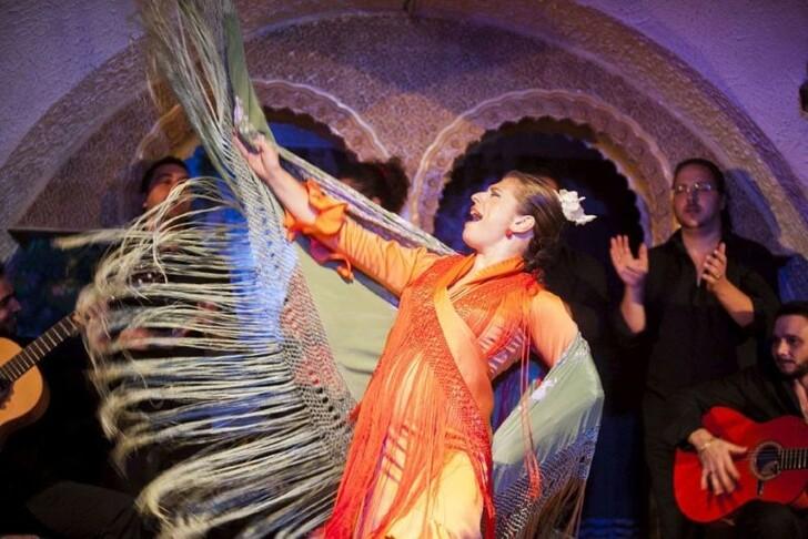 Шоу в Таблао Кордобес