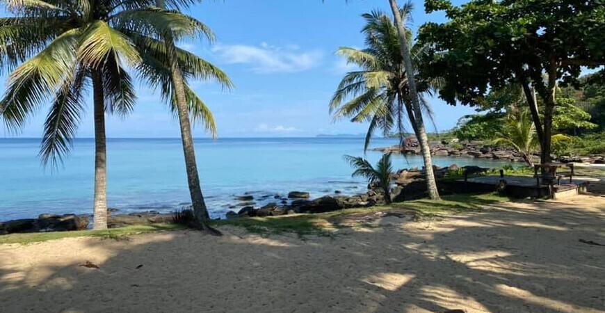 Пляж Клонг Мат