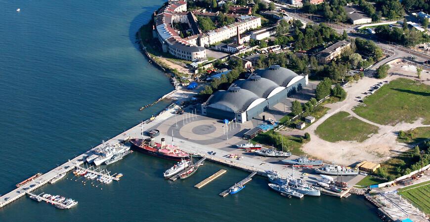Летная гавань в Таллине