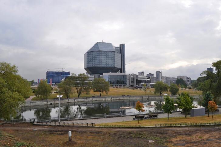 Что посмотреть в Минске осенью