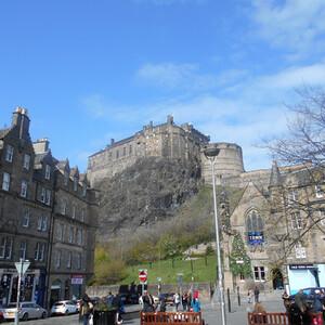 Один день в Эдинбурге