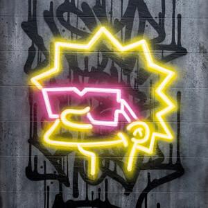 Нью-Йорк без туристов, часть 4 - граффити