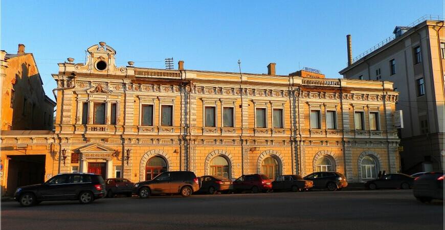Дом Бугрова в Нижнем Новгороде