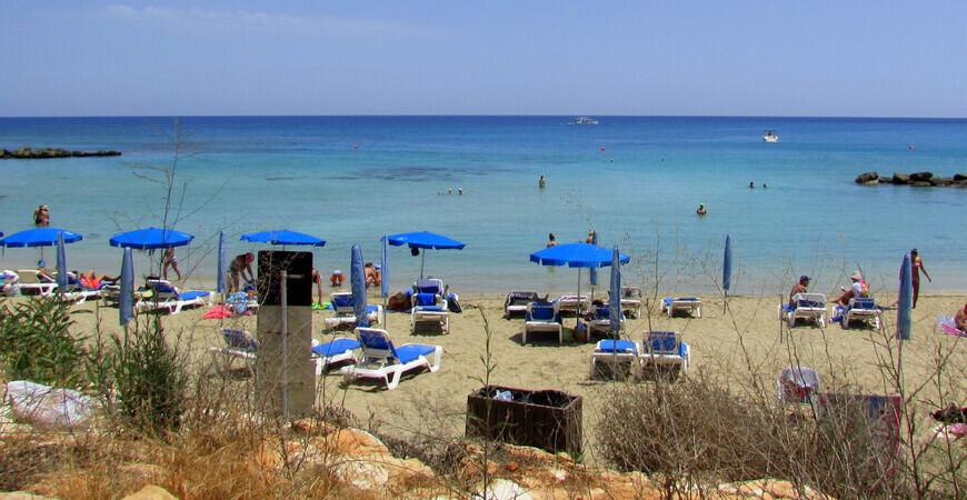 Пляж Ломбарди (Каво Марис)