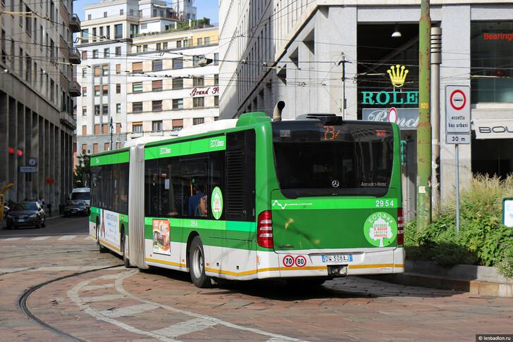 Автобус № 73