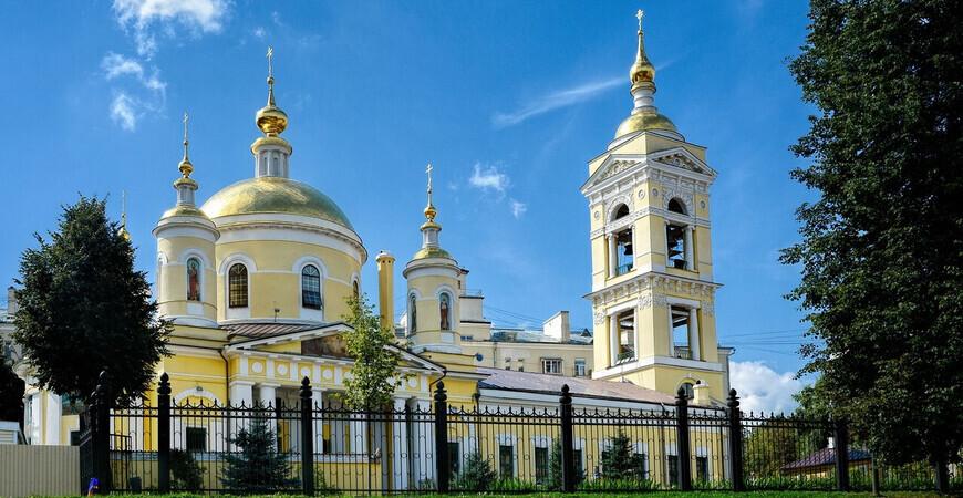 Троицкий собор в Подольске