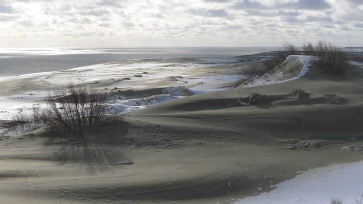 Зимняя Балтика