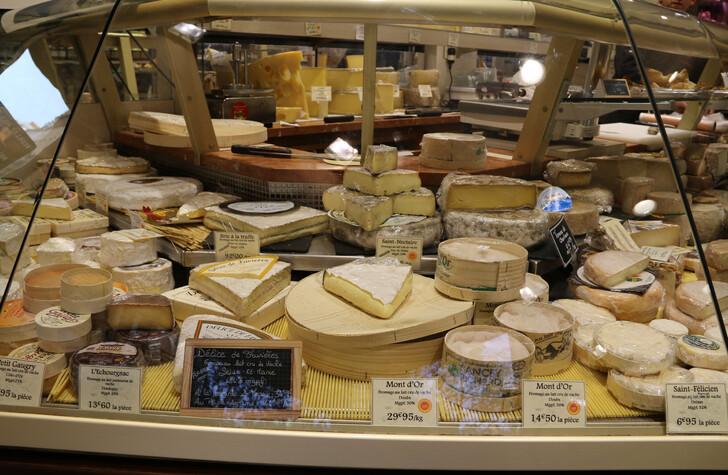 Магазин французских сыров