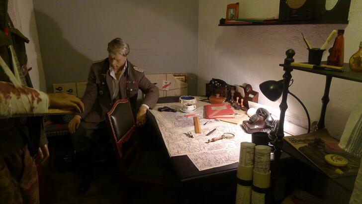 В бункере Отто Ляша
