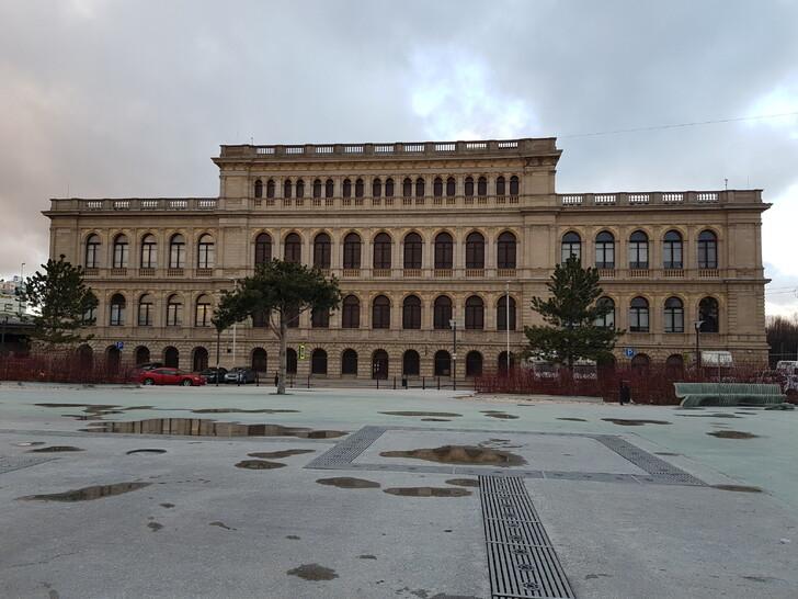 Музей изобразительных искусств в здании Кенигсбергской биржи
