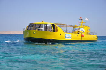 В Египте начали курсировать туристические катера