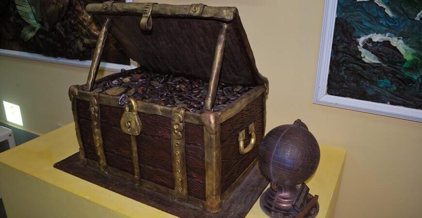 Музей шоколада в Волгограде