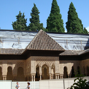 Восточная красавица Альгамбра