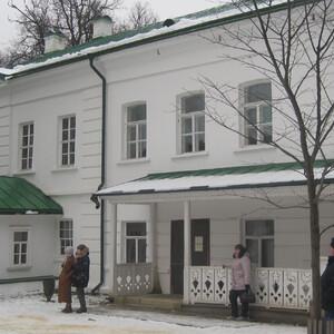 Ясная Поляна — Л.Н.Толстой