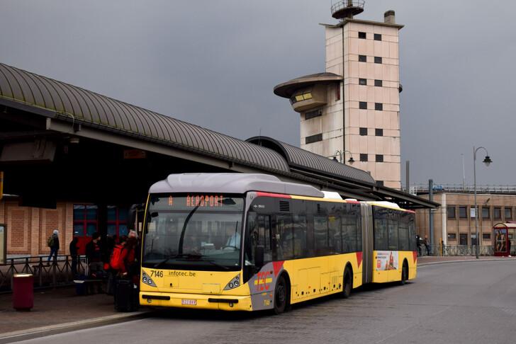 Как добраться из аэропорта Шарлеруа до центра Брюсселя