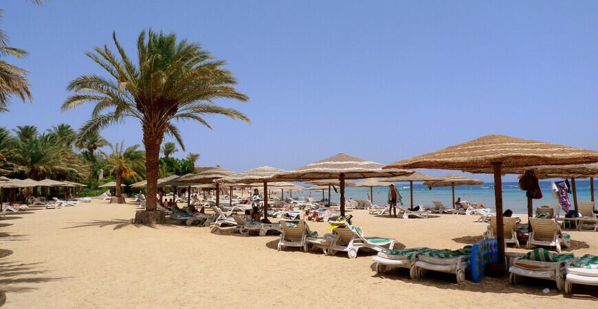 Пляж Макади Бей